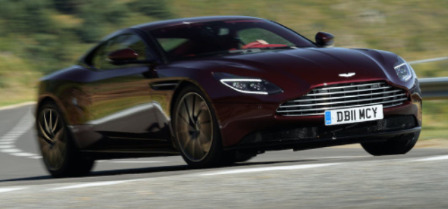 Aston Martin Service