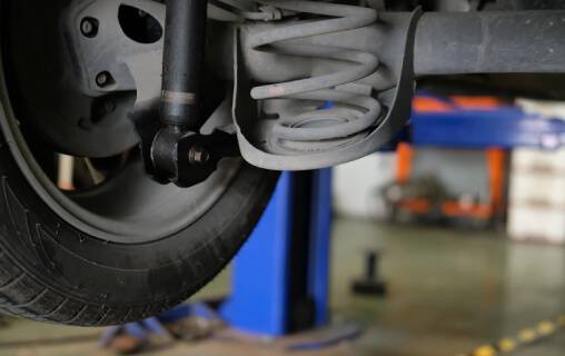 Car Suspension Repair