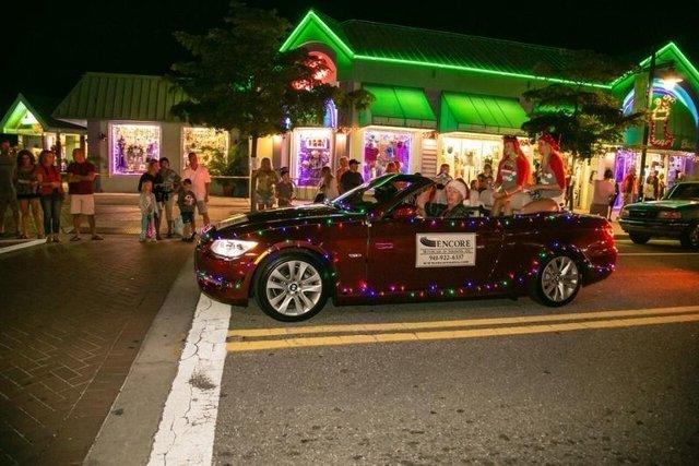 Siesta Key Christmas Parade
