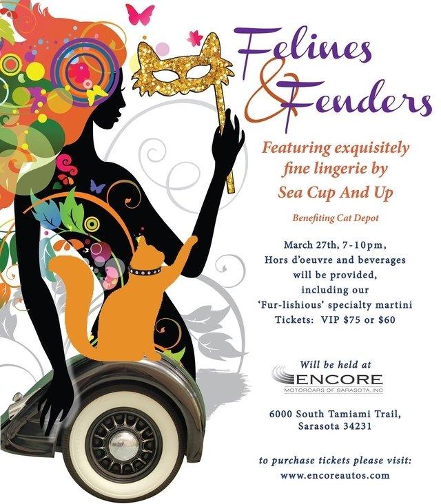 Felines And Fenders